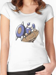 Rapid Spin to Win - Hitmontop (Style 1) Women's Fitted Scoop T-Shirt