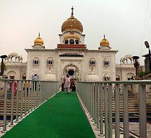 Gurudwara by csujit61