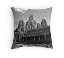 Angkor Throw Pillow
