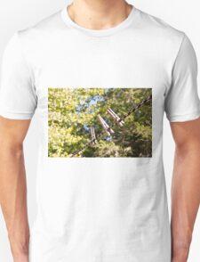 Clothespins Unisex T-Shirt