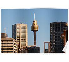 AMP Tower Sydney Poster