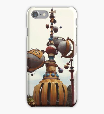 astro orbiters iPhone Case/Skin