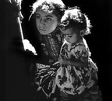 Sister  of  Damascus  ,  SYRIA by yoshiaki nagashima