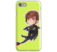 httyd hiccup and toothless iPhone Case/Skin