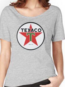 Texaco retro Women's Relaxed Fit T-Shirt