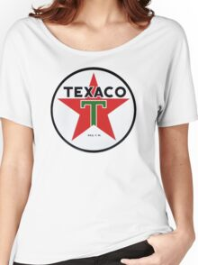 Texaco retro Women's Relaxed Fit T-Shirt