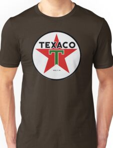 Texaco retro Unisex T-Shirt