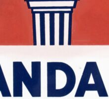 Standard Oil Sticker
