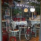 Sandusky Street Antiques by Colleen Drew