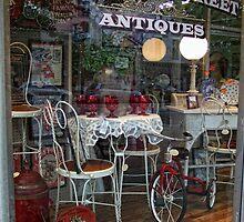 Sandusky Street Antiques by Colleen Drew