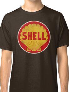 Shell retro Classic T-Shirt