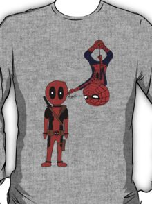 Spideypool T-Shirt