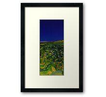 North Beach Western Australia  Framed Print