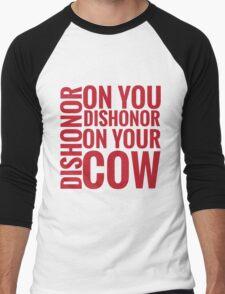DISHONOR! Men's Baseball ¾ T-Shirt