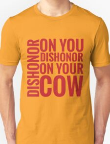 DISHONOR! T-Shirt