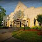 First  Christian  Church  by Tracey Hampton