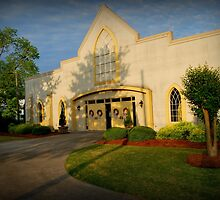 First  Christian  Church  by Tracey Hampton