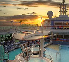 An hdr of the pool on the serenade of the seas by NoahC