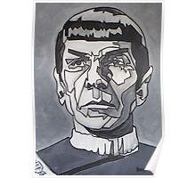 Spock-Prosper Poster