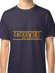 Community - Cackowski and Warburton Classic T-Shirt