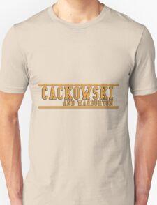 Community - Cackowski and Warburton Unisex T-Shirt