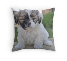Lily Belle  Throw Pillow