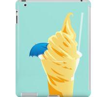 Pineapple Dole Whip iPad Case/Skin