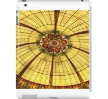 Glass Ceiling-Looking UP  ^ iPad Case/Skin