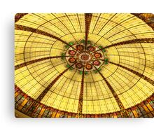 Glass Ceiling-Looking UP  ^ Canvas Print