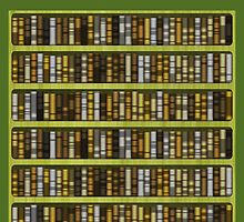 Library Pattern by BuzzEdition