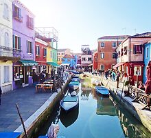 A View of Burano by elliephant28
