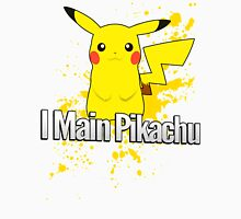 I Main Pikachu - Super Smash Bros. T-Shirt