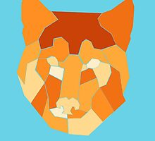 Wolf by TangleThatZen