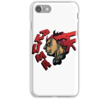 AKUMA STREET FIGHTER iPhone Case/Skin