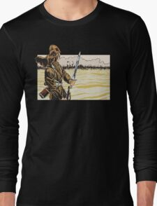 Four Feathers Long Sleeve T-Shirt