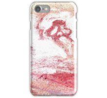 Ghostface in the Clouds iPhone Case/Skin