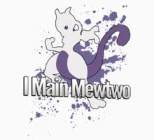 I Main Mewtwo - Super Smash Bros. by PrincessCatanna