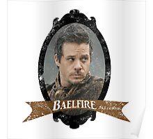 Bealfire Frame Poster