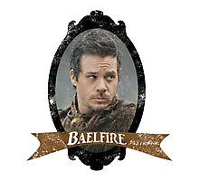 Bealfire Frame Photographic Print