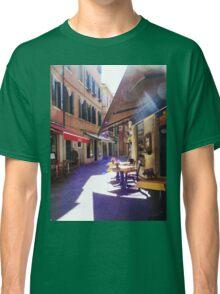 An Italian Café in the Heart of Venice  Classic T-Shirt