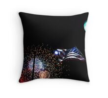 4th July Throw Pillow