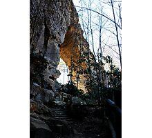 Gorge Arch Photographic Print