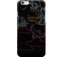 Desert Midnight iPhone Case/Skin
