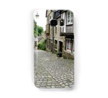 Rue de Jerzual, Dinan. Bretagne. Samsung Galaxy Case/Skin