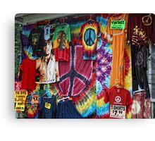 Woodstock Retro Canvas Print
