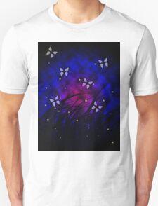 Butterflies at Night T-Shirt