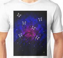 Butterflies at Night Unisex T-Shirt