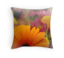Spring Collection Throw Pillow