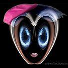 Behind Blue Eyes by Ingrid Funk