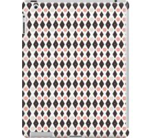 coral dots iPad Case/Skin